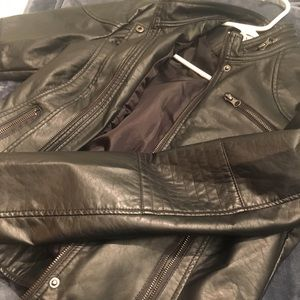 Maralyn and me Leather jacket